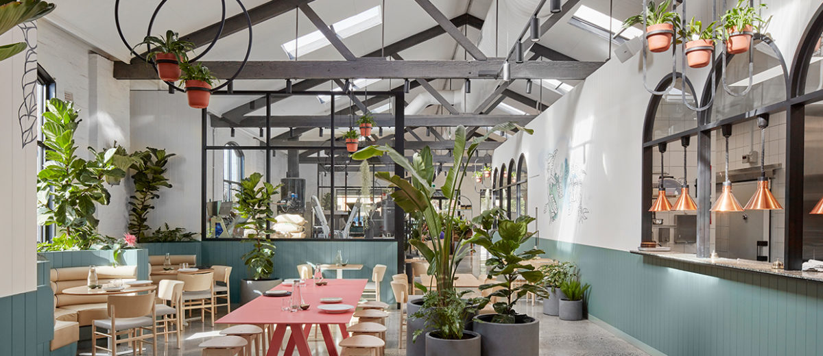 Amazing Au79 Cafe In Abbotsford Melbourne By Mim Design Yellowtrace Home Interior And Landscaping Palasignezvosmurscom