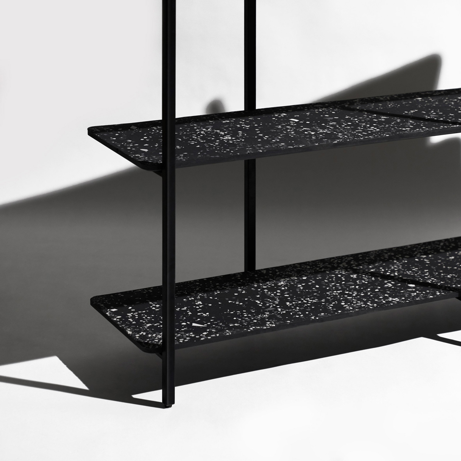 Bentu Design Terrazzo Furniture Using Recycled Ceramic Waste | Yellowtrace