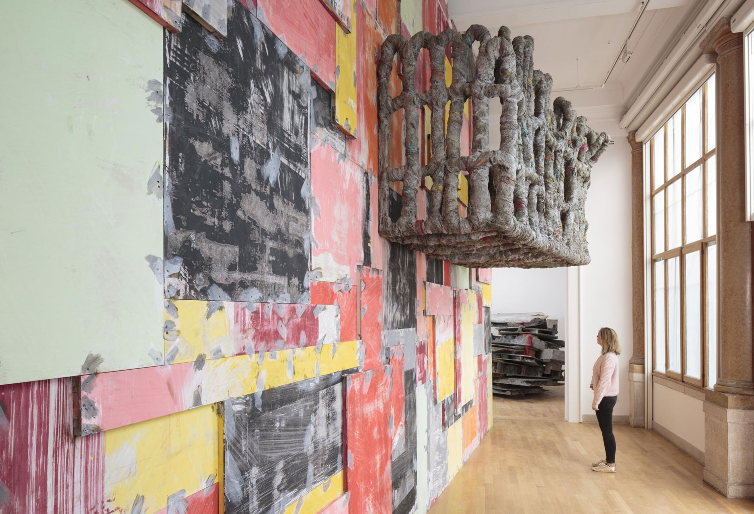 British Pavilion, Phyllida Barlow at Venice Biennale 2017 | Yellowtrace