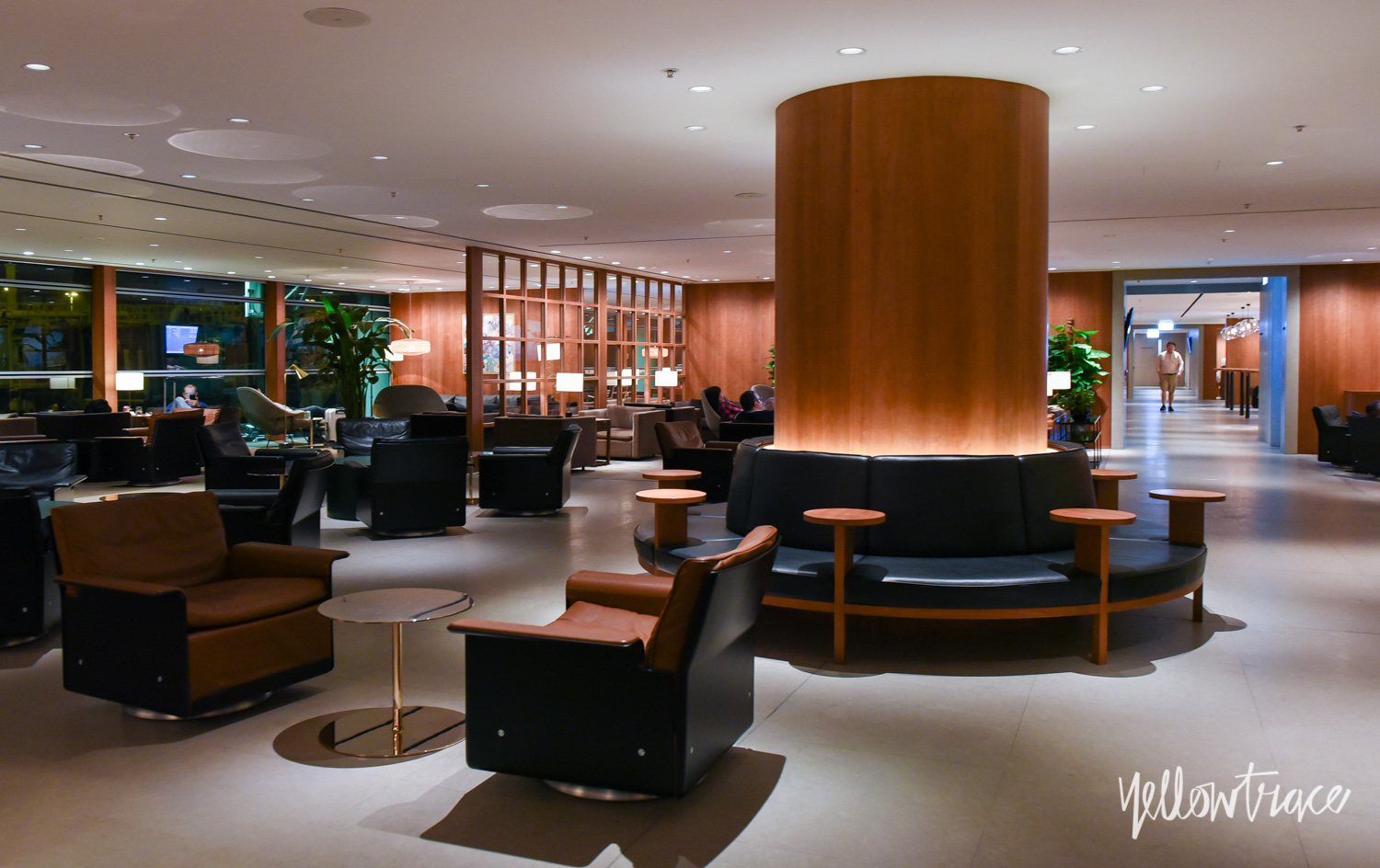 The Pier Business Lounge, Photo © Nick Hughes   Yellowtrace