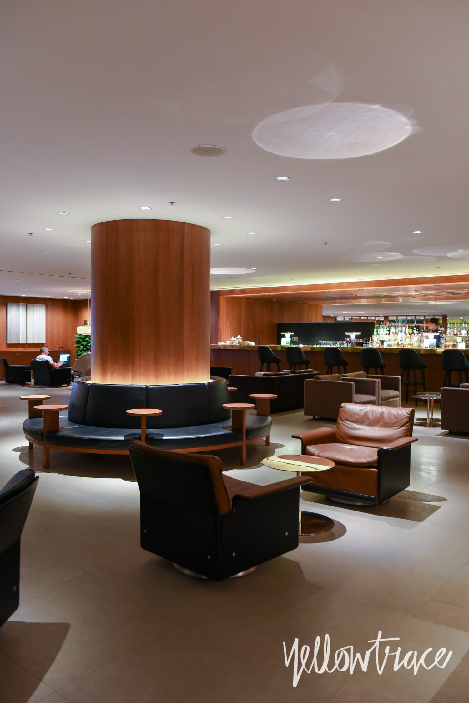 The Pier Business Class Lounge, Photo © Nick Hughes   Yellowtrace