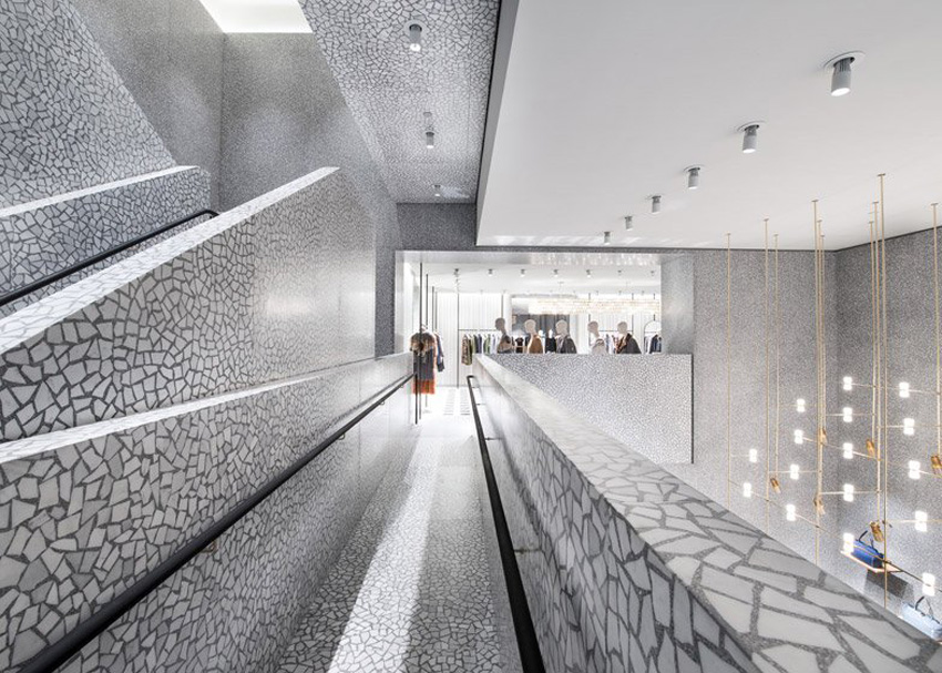 David Chipperfield Valentino New York Flagship Store | Yellowtrace