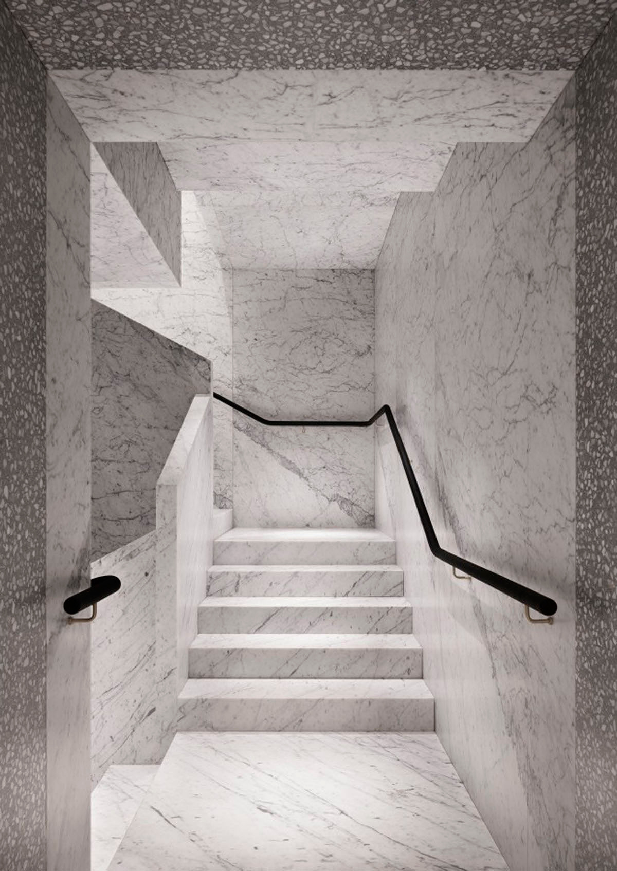David Chipperfield Valentino Rome Flagship Store | Yellowtrace