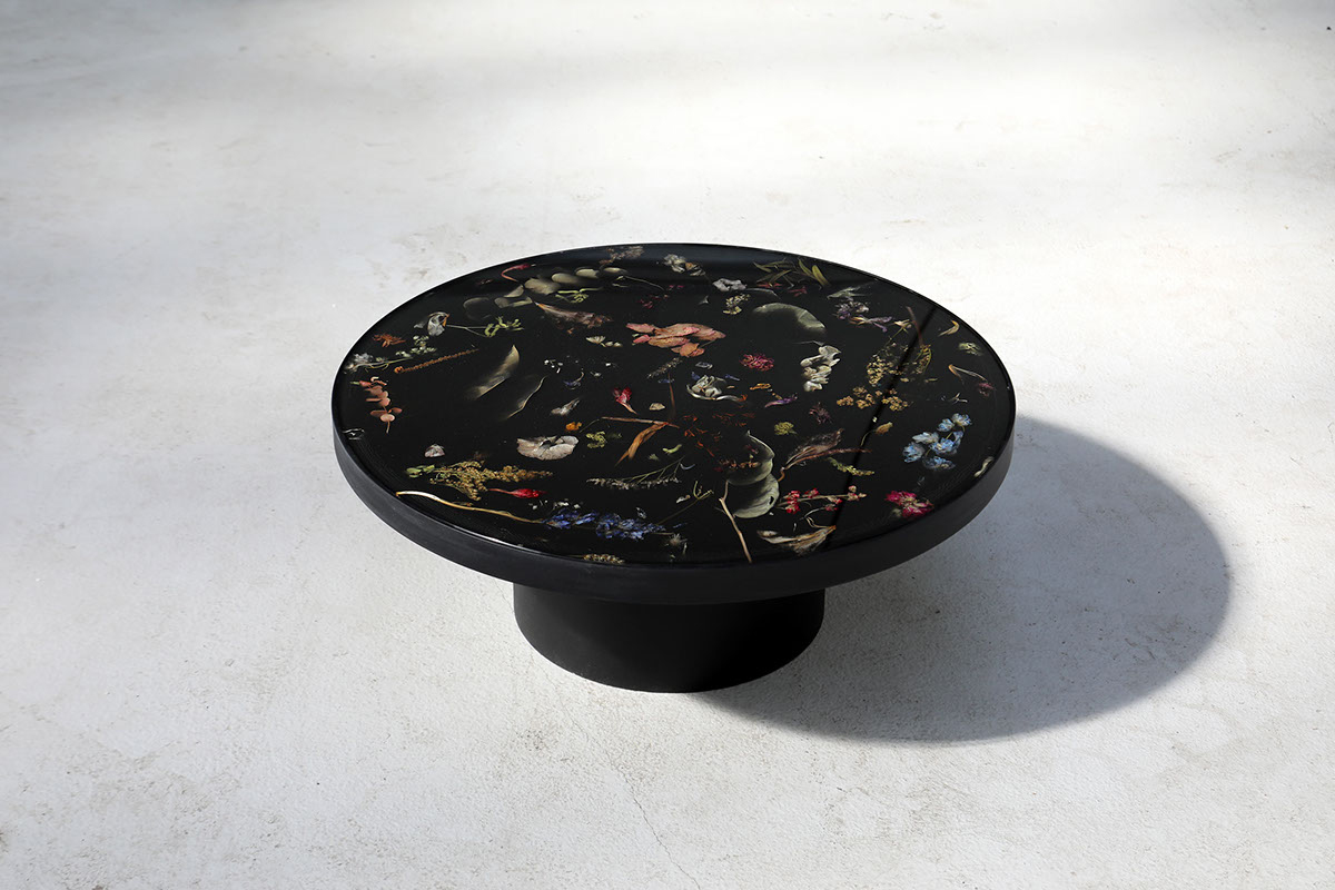 Flora Coffee Table II by Marcin Rusak | Yellowtrace