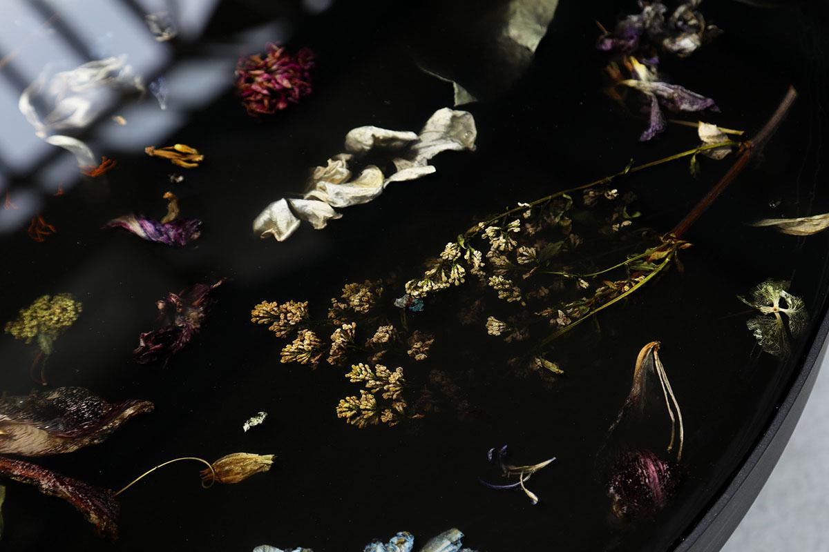Flora Coffee Table II by Marcin Rusak   Yellowtrace