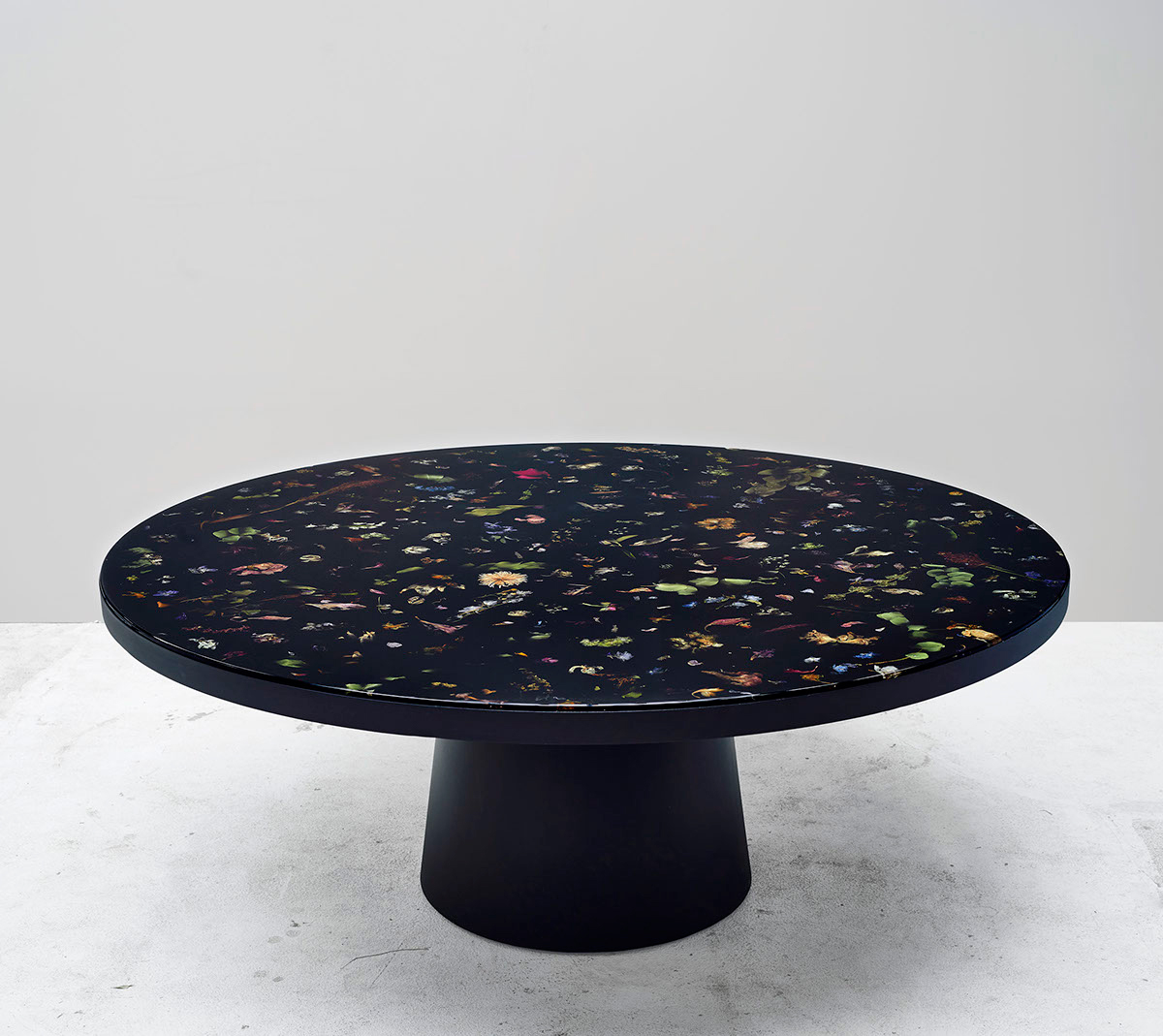 Flora Table by Marcin Rusak | Yellowtrace