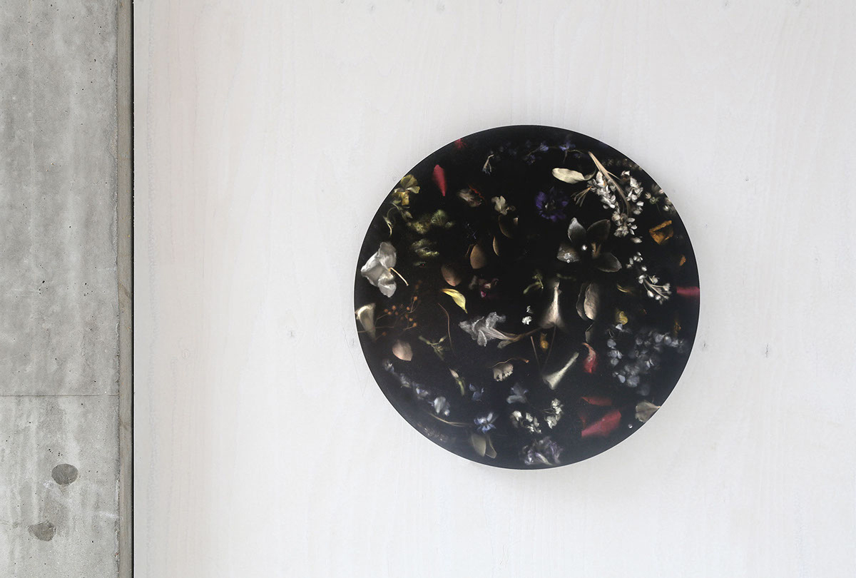 Flora Wall Hanging Piece by Marcin Rusak   Yellowtrace
