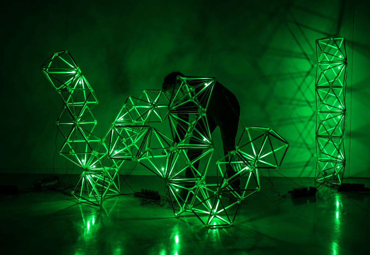 Green Light An Artistic Workshop by Studio Olafur Eliasson at Venice Biennale 2017   Yellowtrace