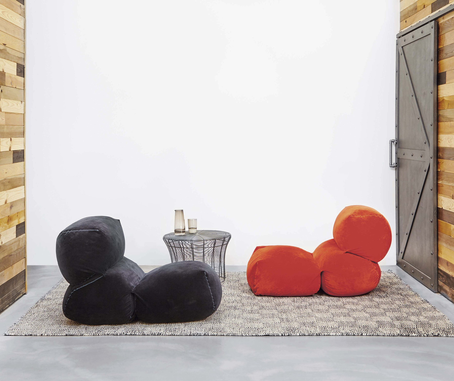 Interview with Kensaku Oshiro, Grapy Softseat for Gan Rugs   Yellowtrace