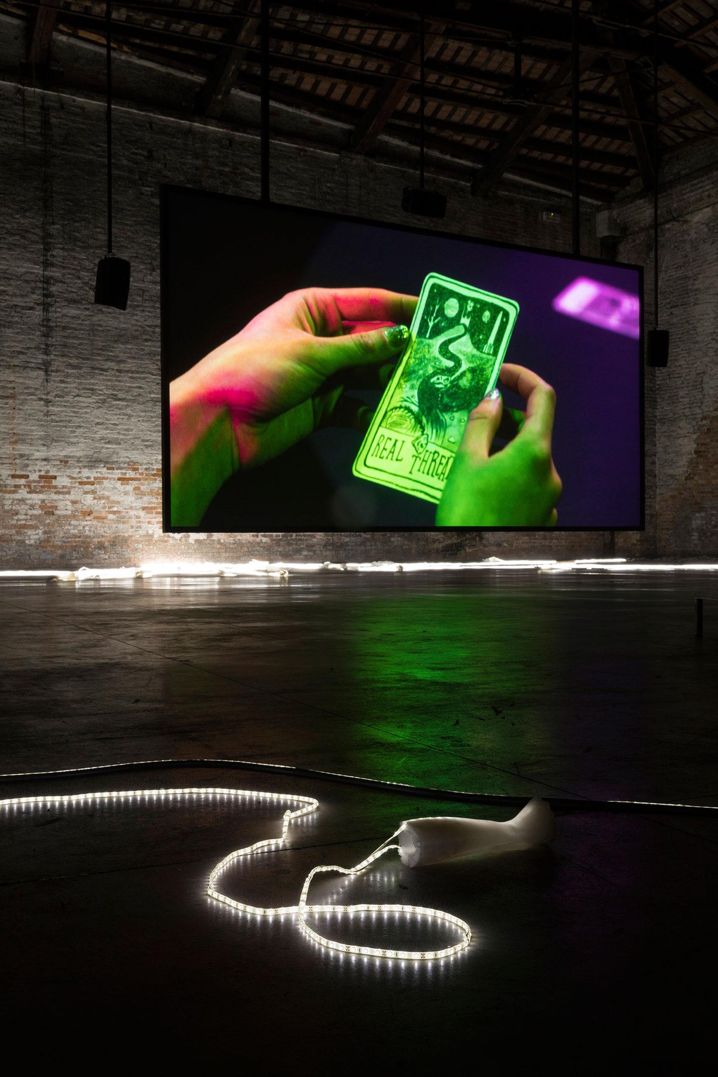 Italian Pavilion, Il Mondo Magico at Venice Biennale 2017   Yellowtrace