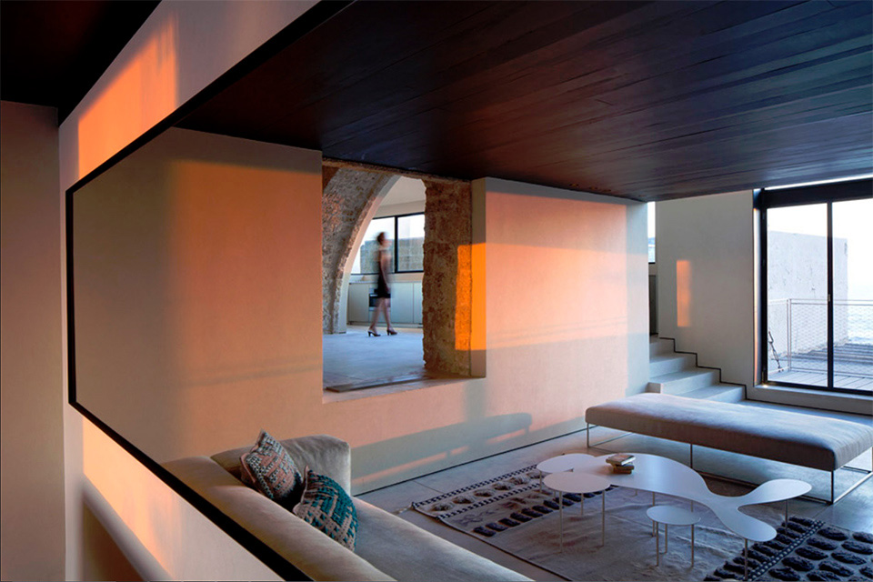 Jaffa House in Israel by Pitsou Kedem Architects | Yellowtrace