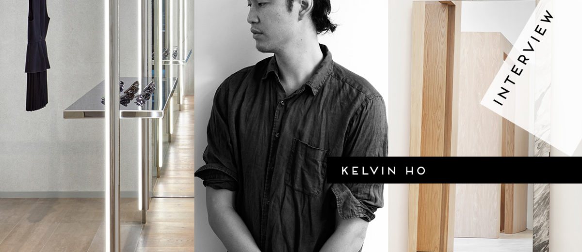 Interview: Kelvin Ho AKIN | Yellowtrace