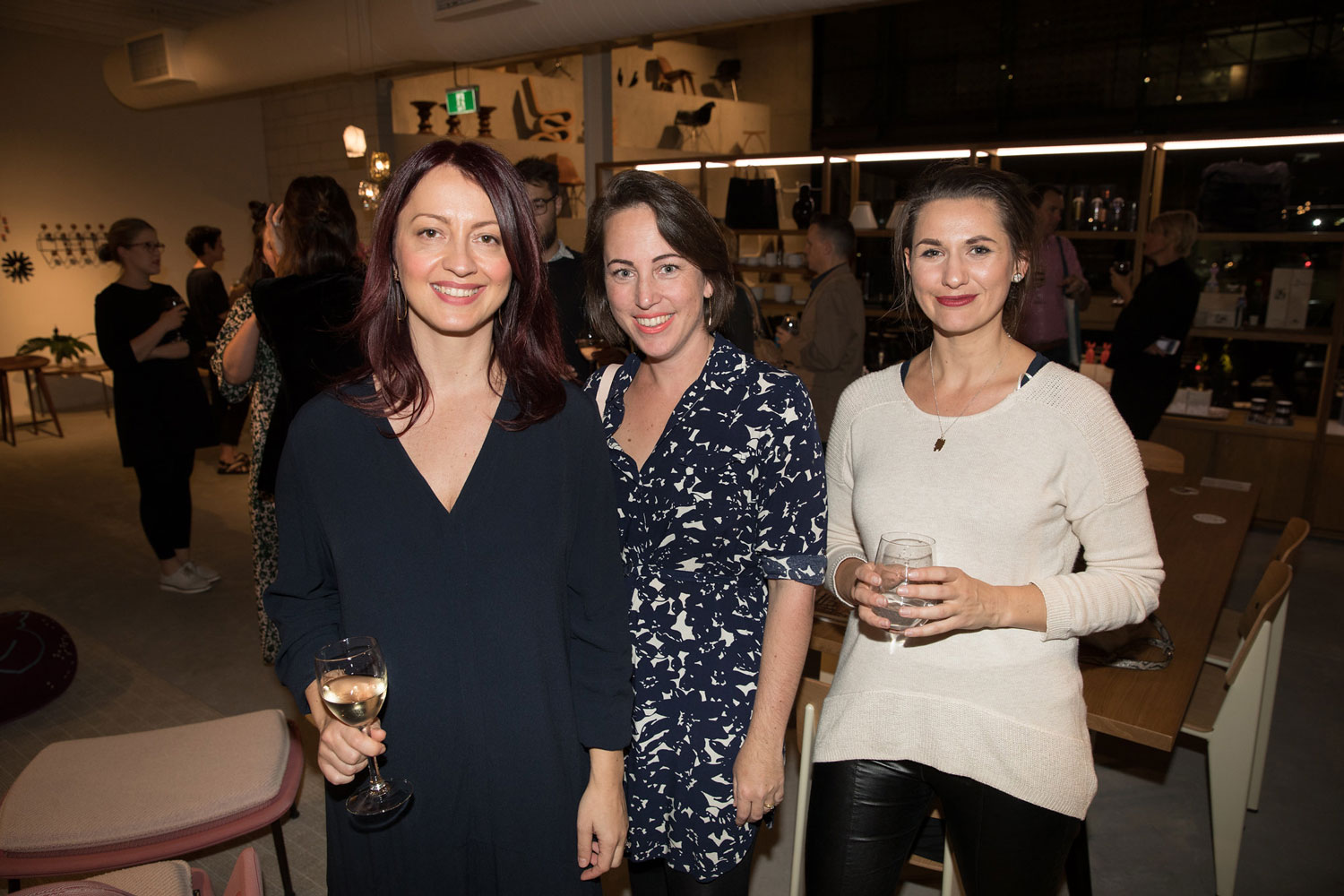 Milantrace 2017 Brisbane Event - Dana Tomic Hughes with guests | Yellowtrace