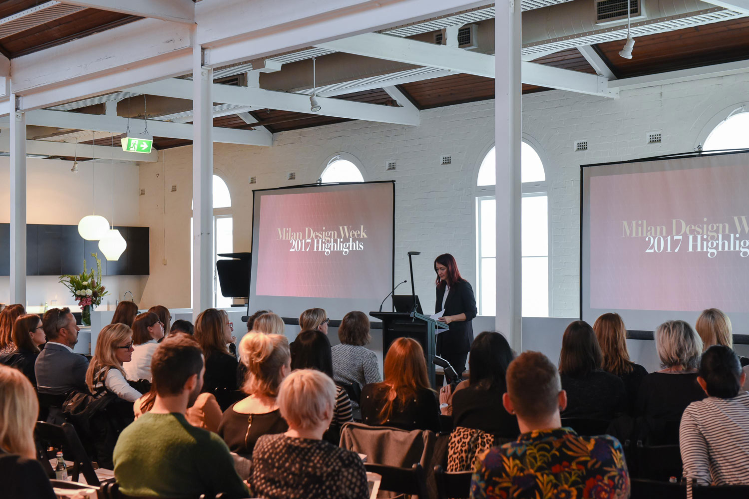 Milantrace 2017 Melbourne Event. Dana Tomic Hughes. Photo by Nick Hughes | Yellowtrace