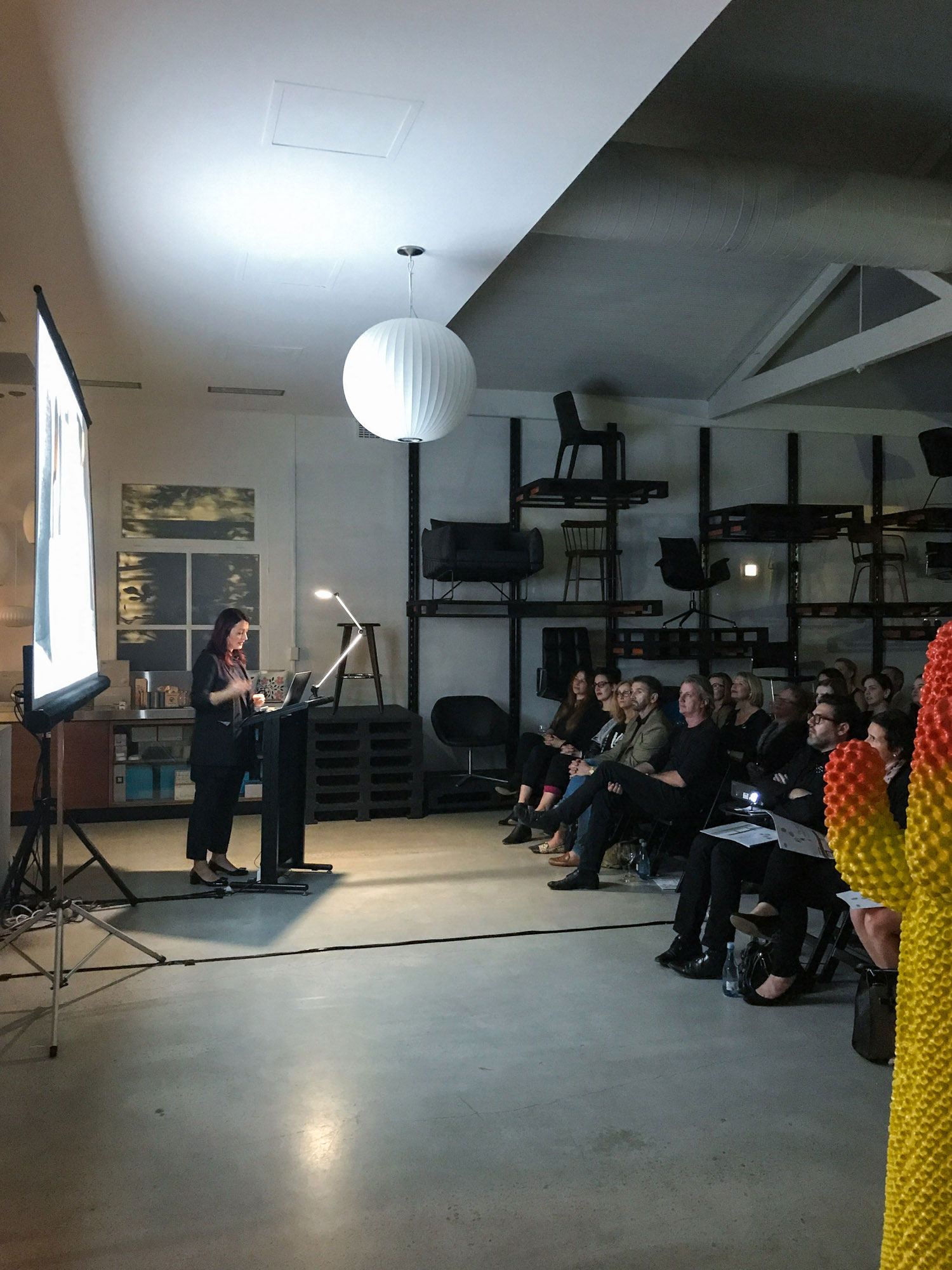 Milantrace 2017 Perth Event - Dana Tomic Hughes | Yellowtrace
