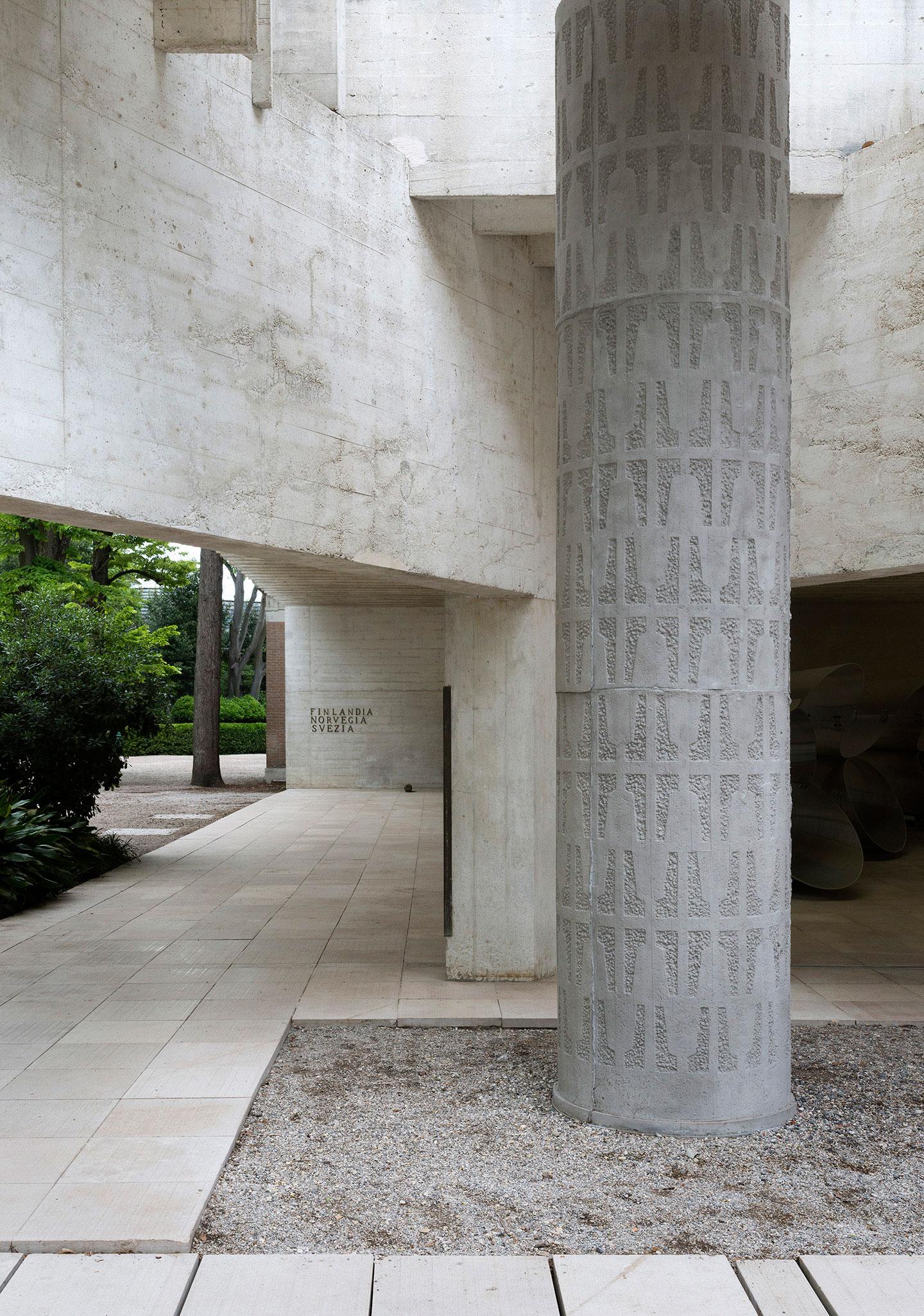 Nordic Pavilion, Siri Aurdal at Venice Biennale 2017   Yellowtrace