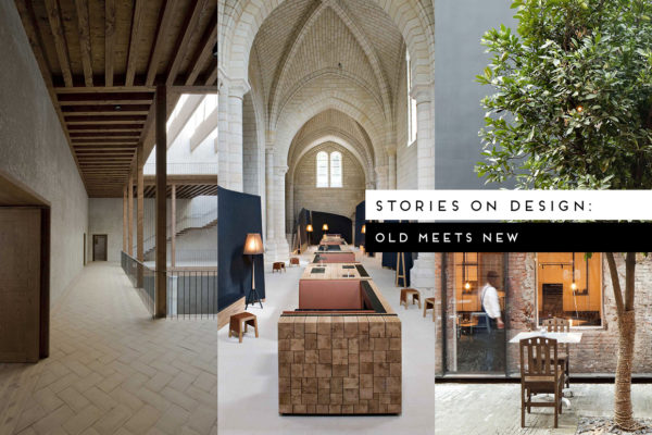 #StoriesOnDesignByYellowtrace: Old Meets New, Architecture of Renewal | Yellowtrace