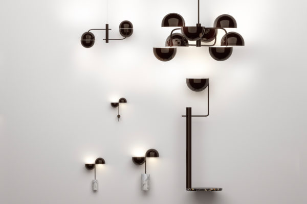 Italian Brand Penta Lighting Arrives at Fanuli Furniture | Yellowtrace
