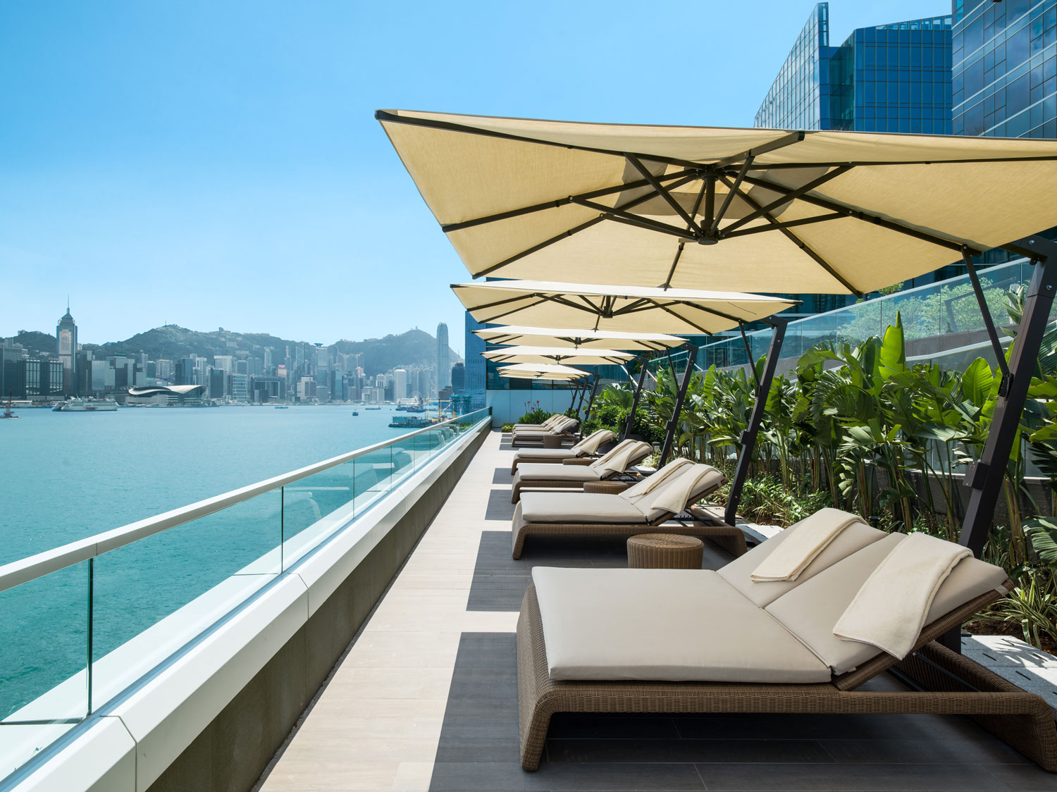 The Kerry Hotel By Andr Fu Opens In Hong Kong Yellowtrace