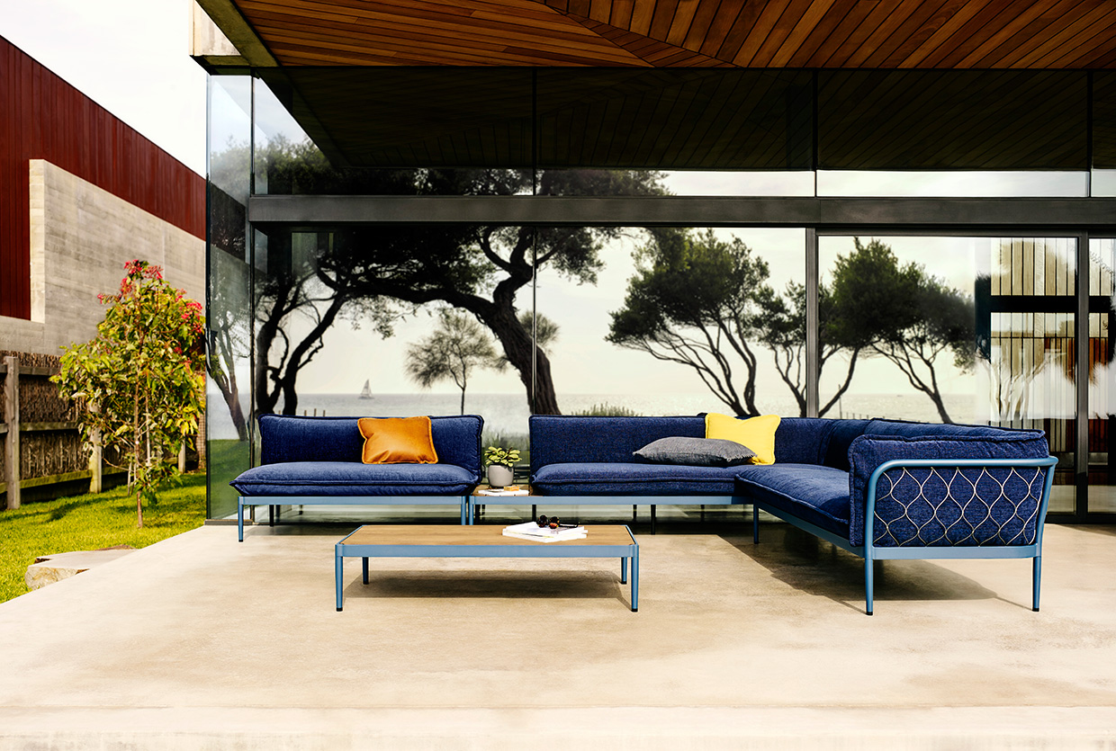 Trace Outdoor Collection by Adam Toodrum for TAIT | Yellowtrace