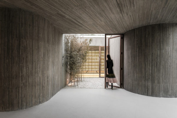 Waterside Buddist Shrine in China by ARCHSTUDIO | Yellowtrace