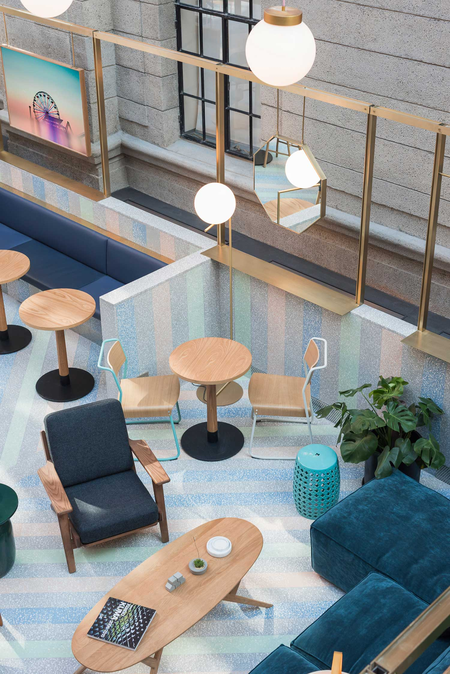 WeWork Co Working Space | Yellowtrace