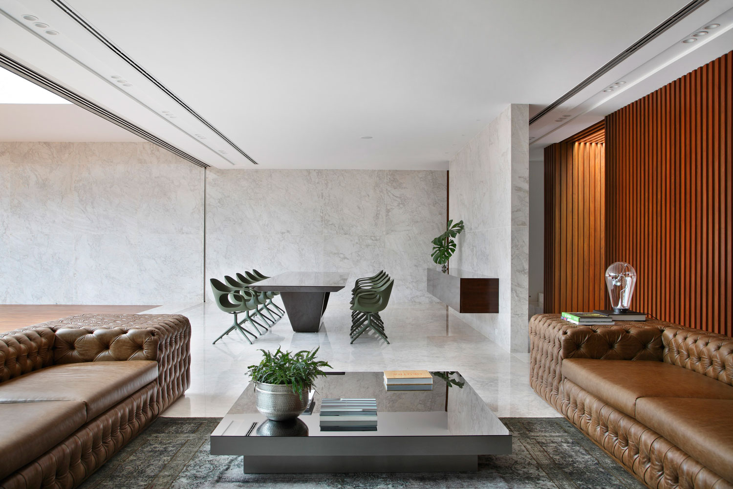 An house in south brazil by guilherme torres yellowtrace
