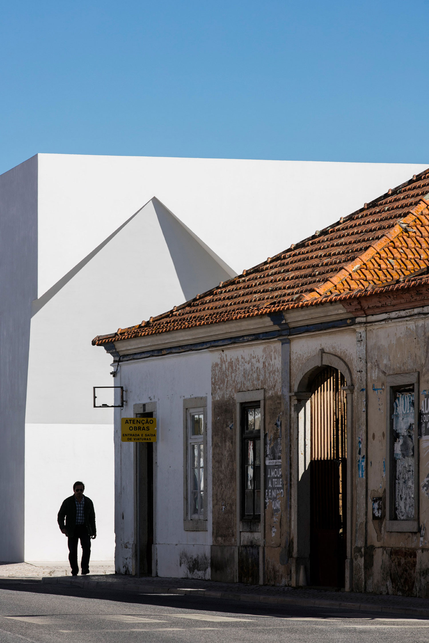 Aires Mateus Community Centre in Grândola, Portugal | Yellowtrace