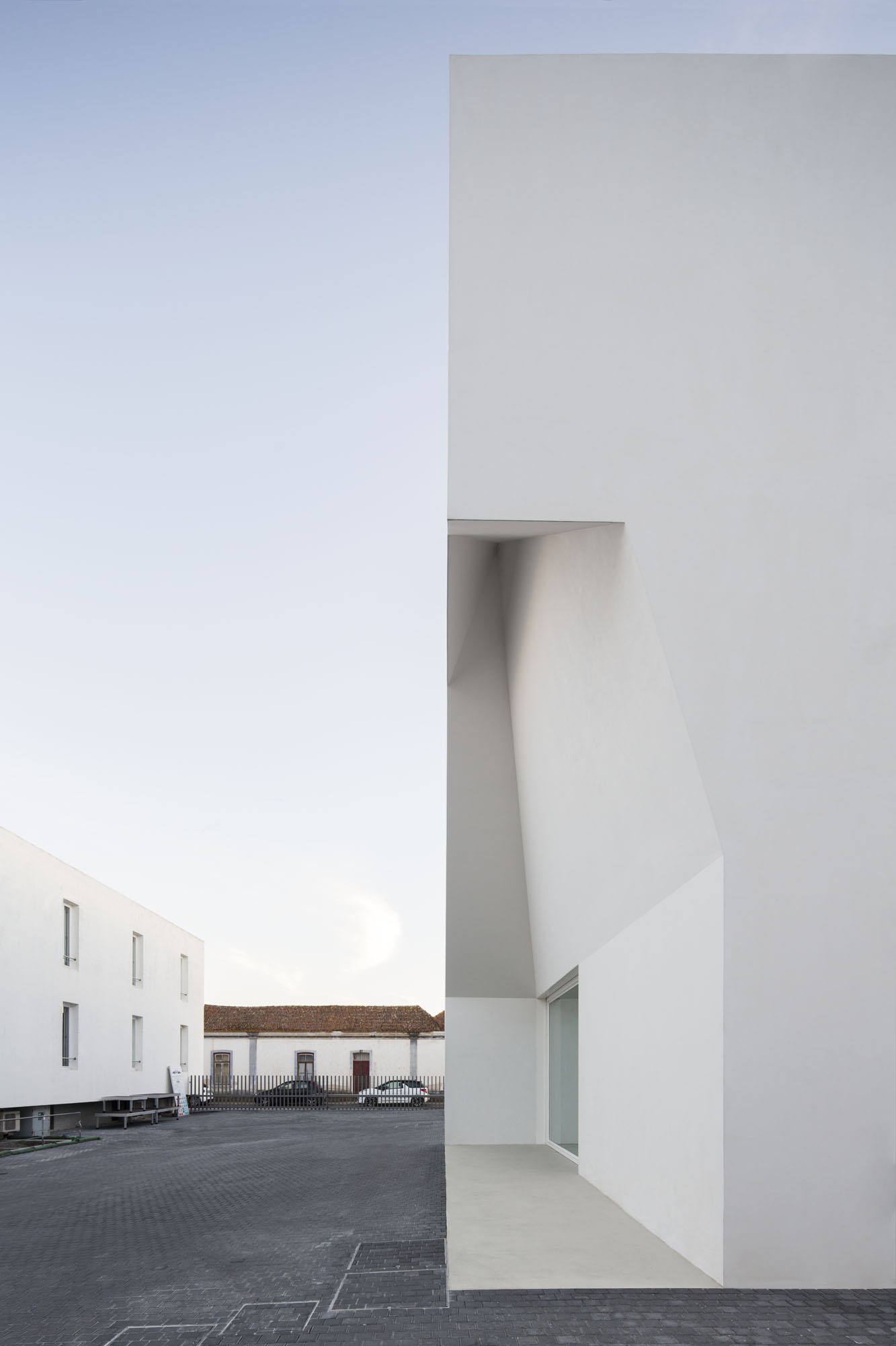 Aires Mateus' Community Centre in Grândola, Portugal | Yellowtrace