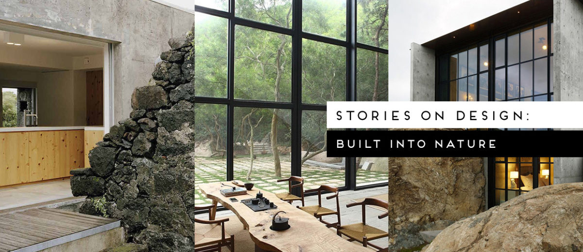 Architecture Built Into Nature Curated by Yellowtrace
