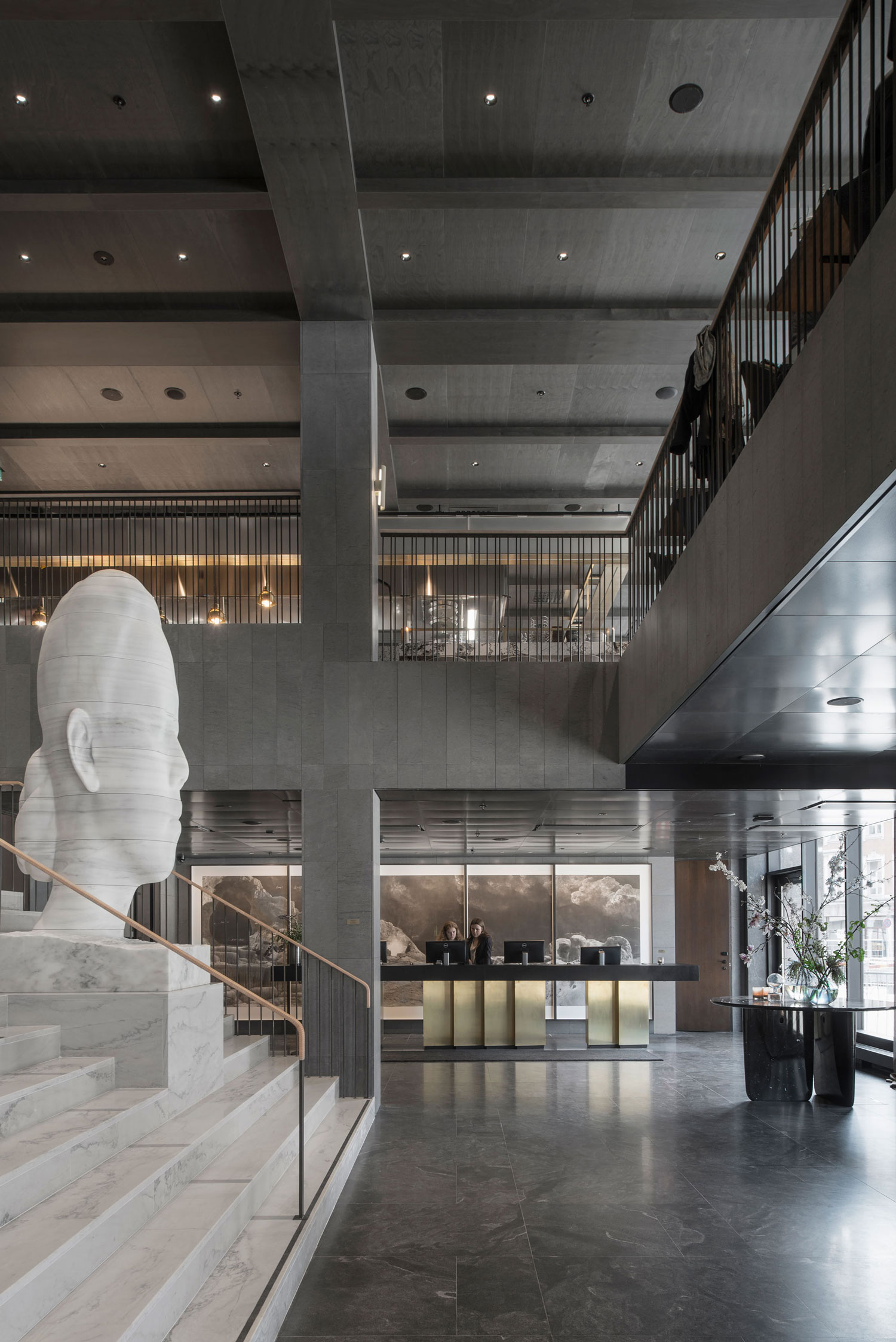At Six Hotel by Universal Design Studio | Yellowtrace