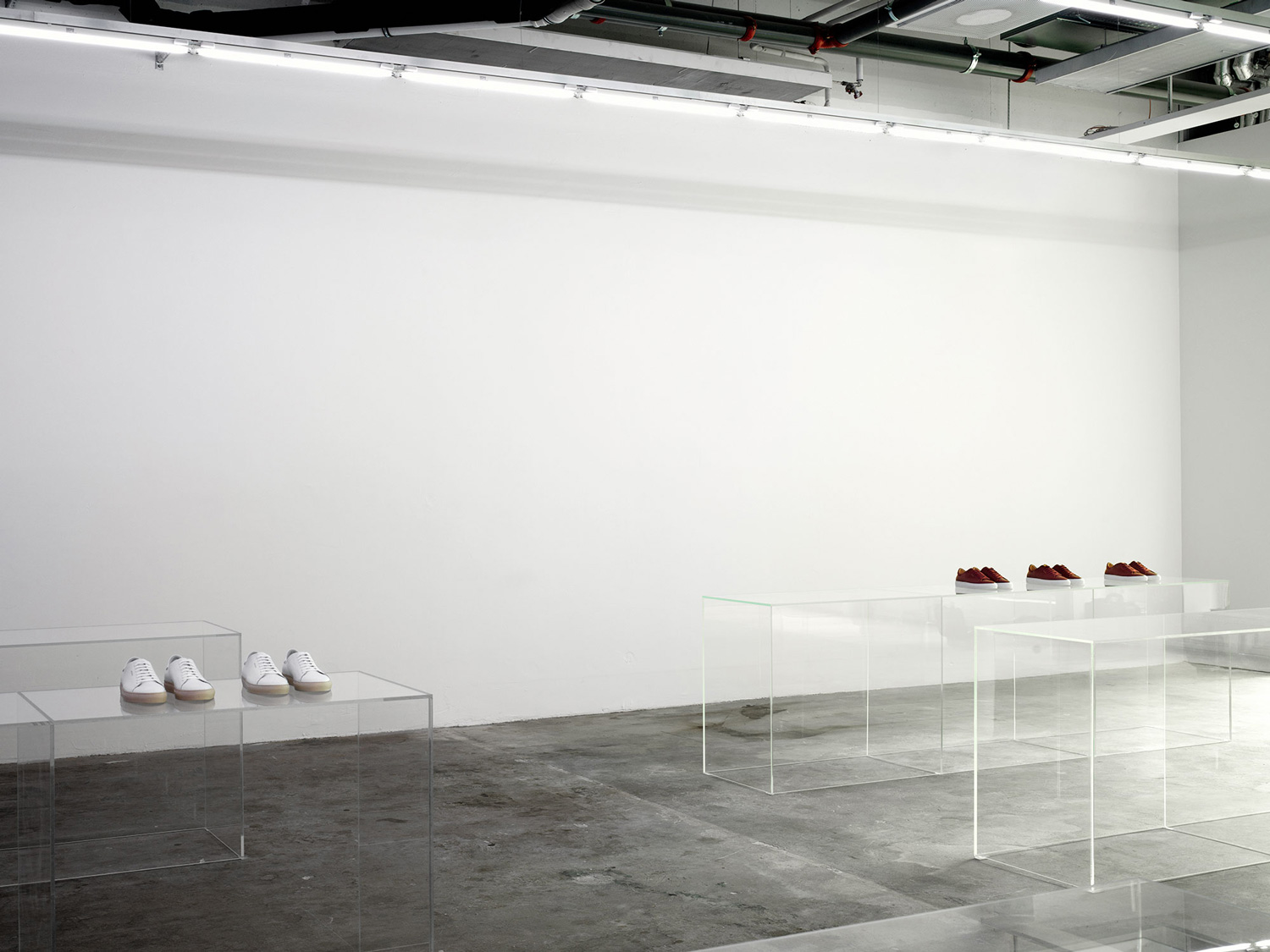 Axel Arigato Gallery In Stockholm By Christian Hallerod Yellowtrace 09