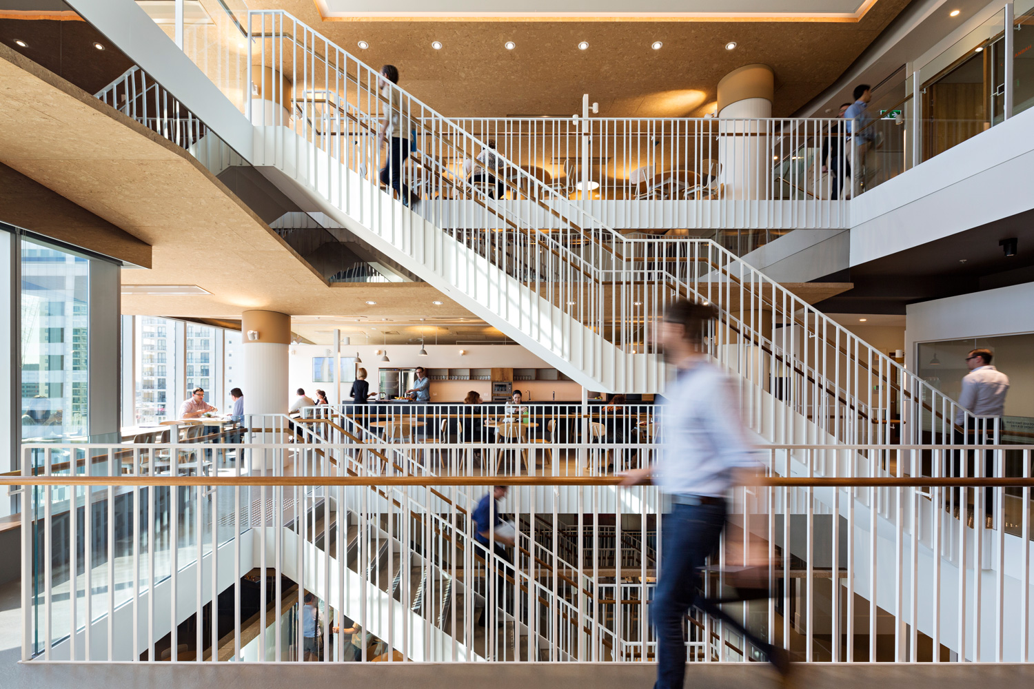 BHP Bilton Workplace by BVN | Yellowtrace