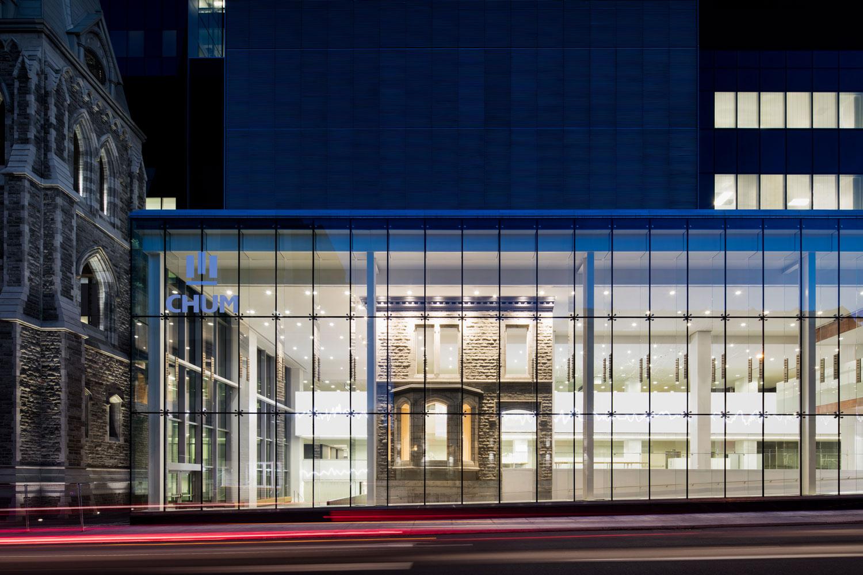 Centre Hospitalier de l'Universite de Montreal by Cannon Design Neuf Architect'e | Yellowtrace