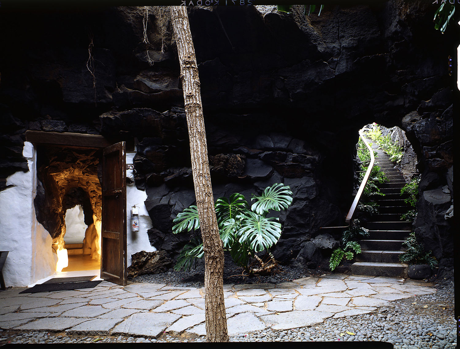 Cesar Manrique Foundation at Taro de Tahiche. Photo by Alastair Philip Wiper | Yellowtrace