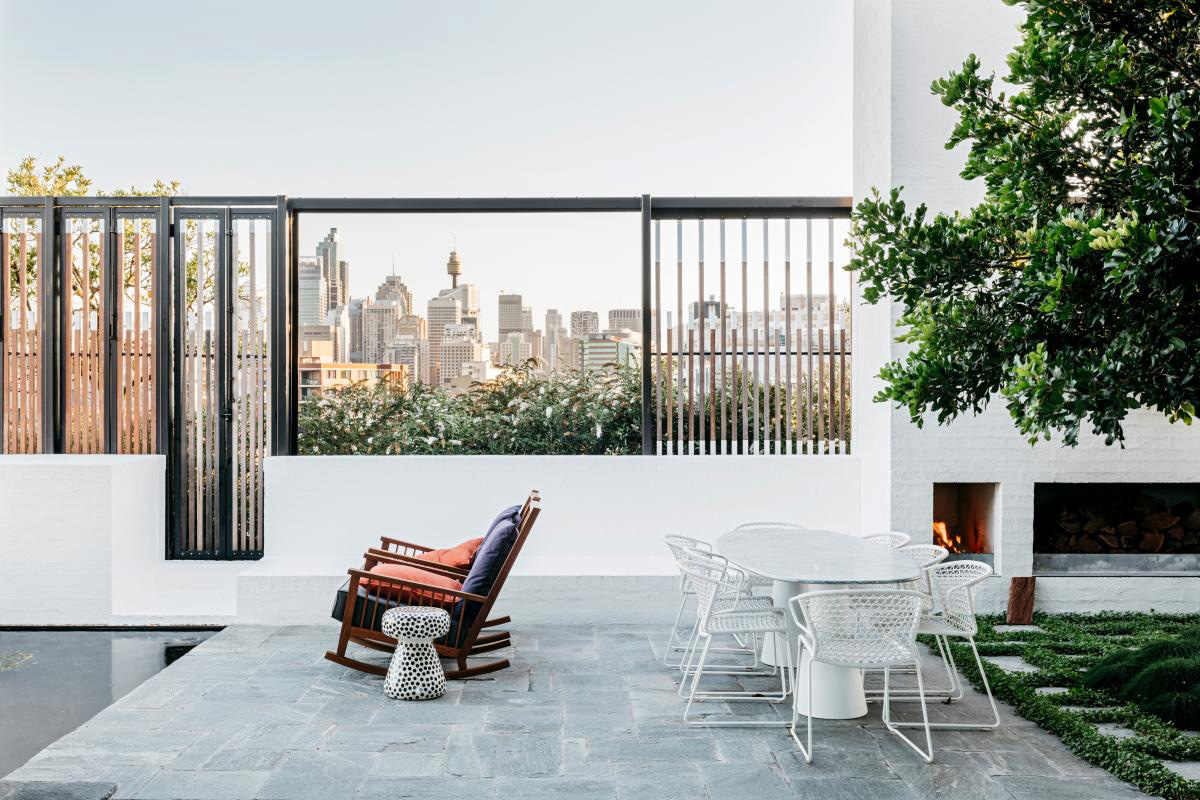Cleveland Rooftop by SJB | Yellowtrace