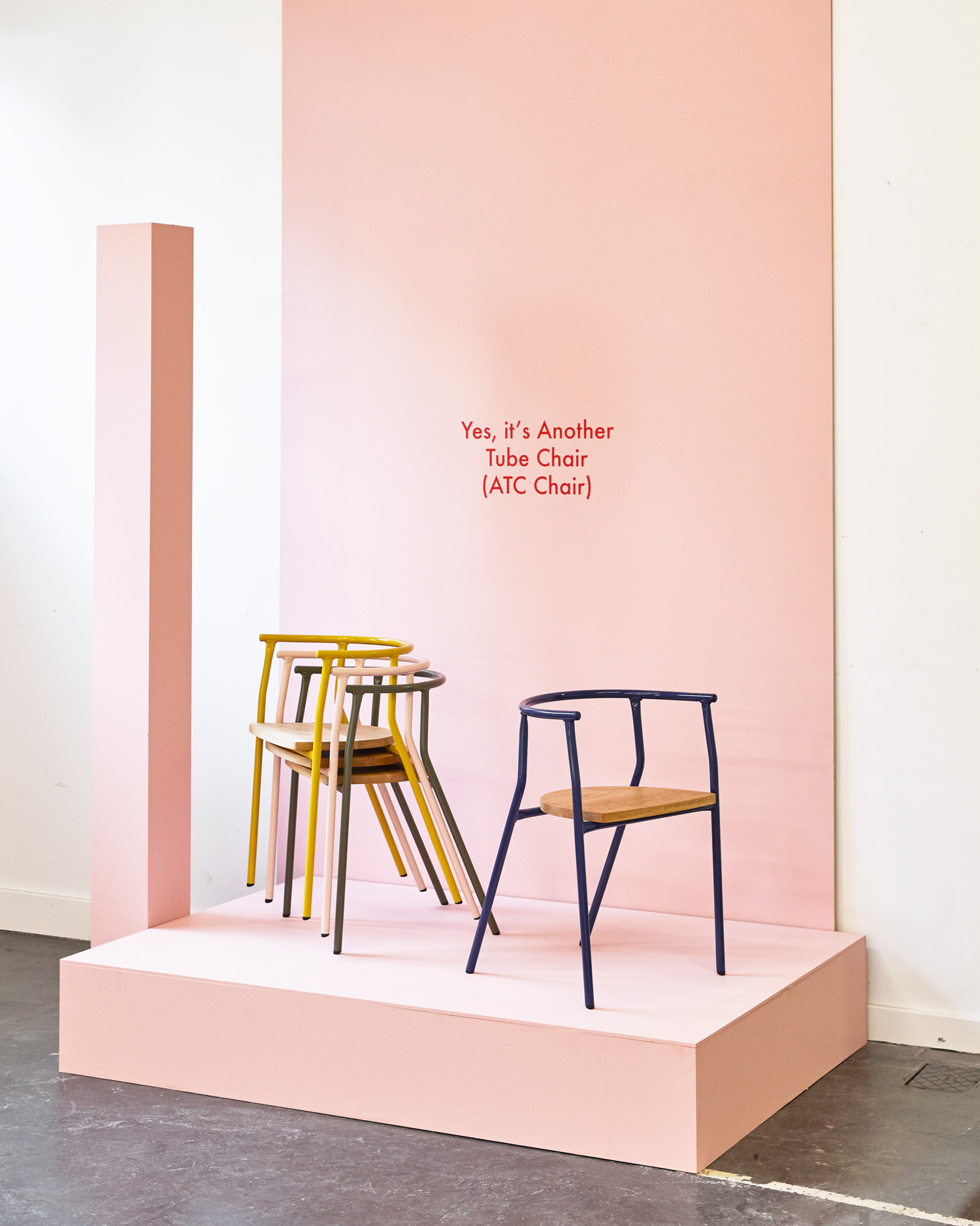 Clubhouse Exhibition in Melbourne by Dowel Jones | Yellowtrace