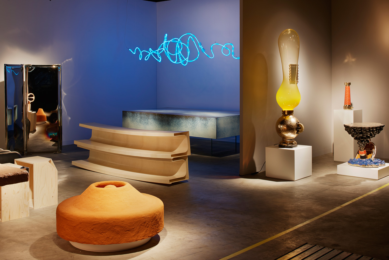 Chamber's Mixed Pieces at Design Miami Basel 2017   Yellowtrace