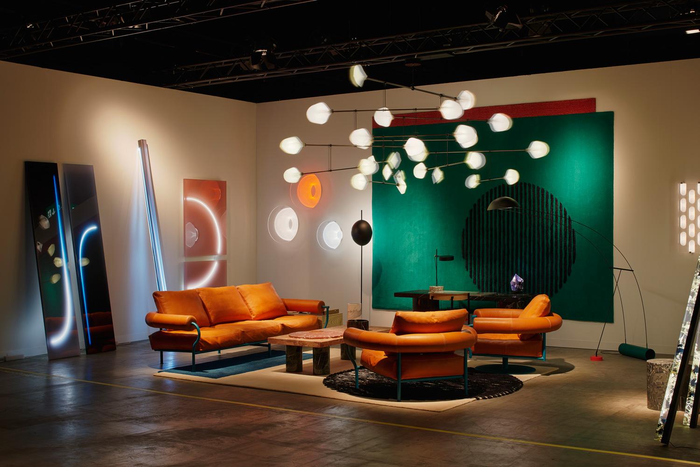Victor Hunt at Design Miami Basel 2017   Yellowtrace