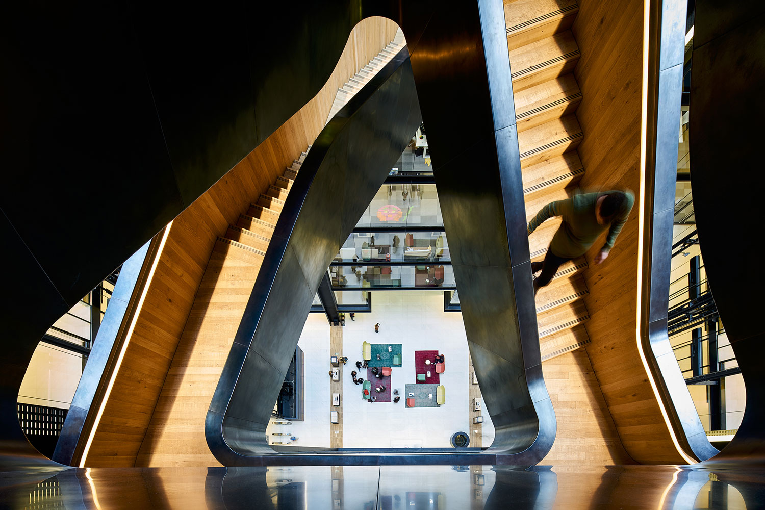 Google Pancras Square by AHMM | Yellowtrace