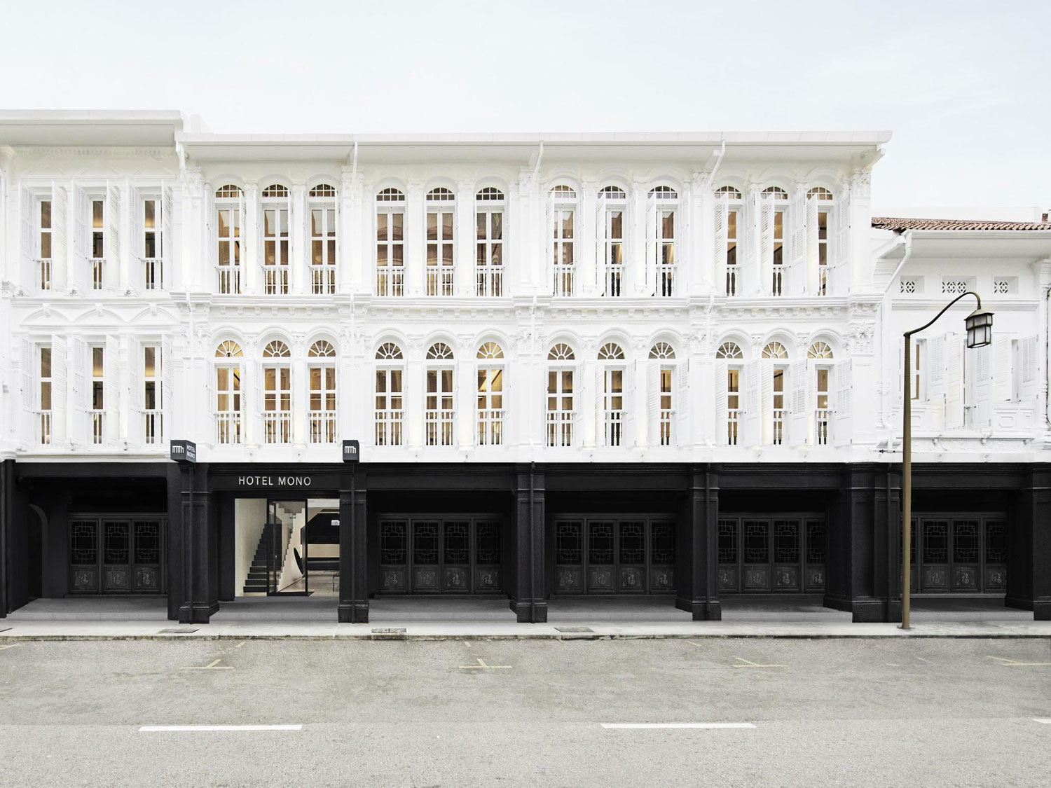 Hotel Mono by Spacedge Designs | Yellowtrace