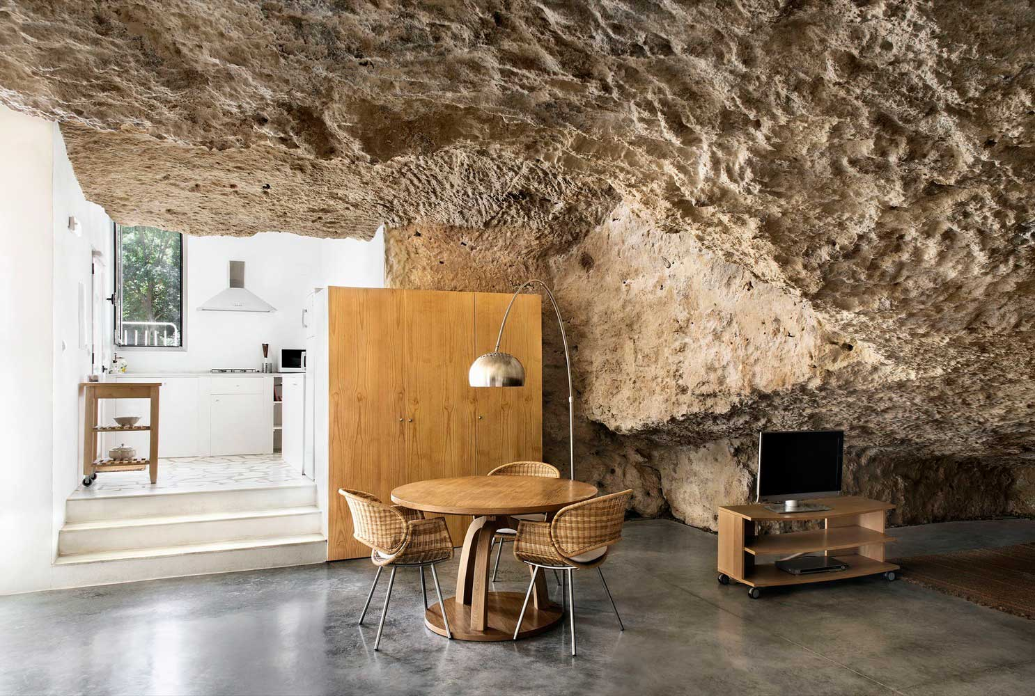 House Cave by UMMO Estudio | Yellowtrace
