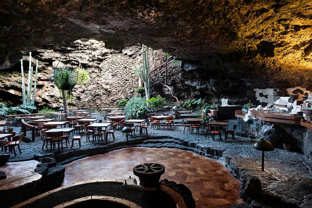 Jameos Del Agua in Lanzarote, Spain | Yellowtrace