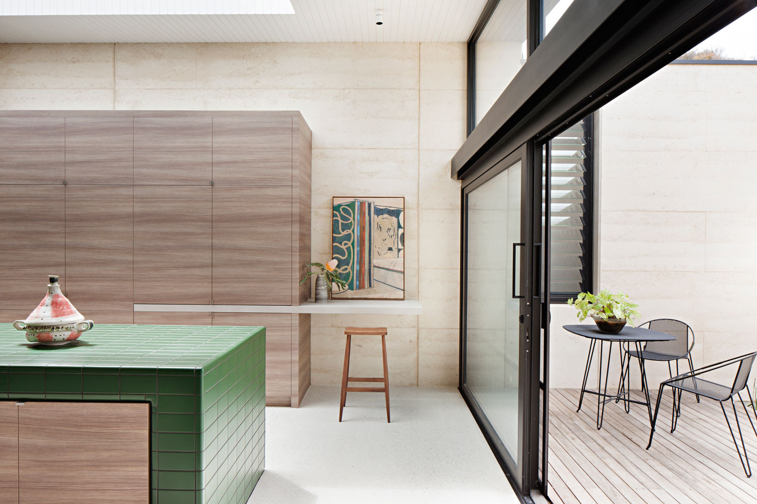 Layer House in Regional Victoria by Robson Rak | Yellowtrace