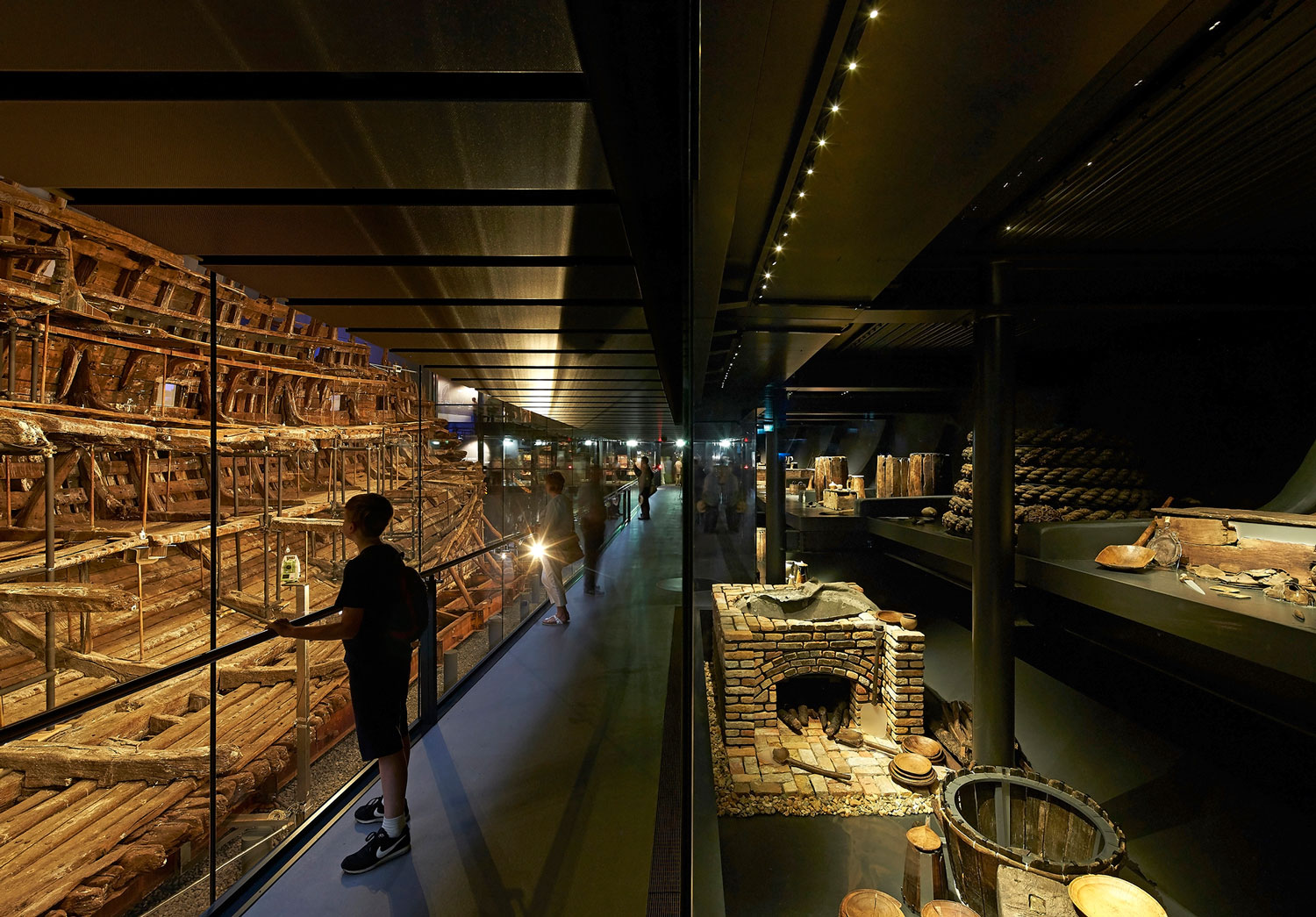 Mary Rose Museum by Perkins Will | Yellowtrace