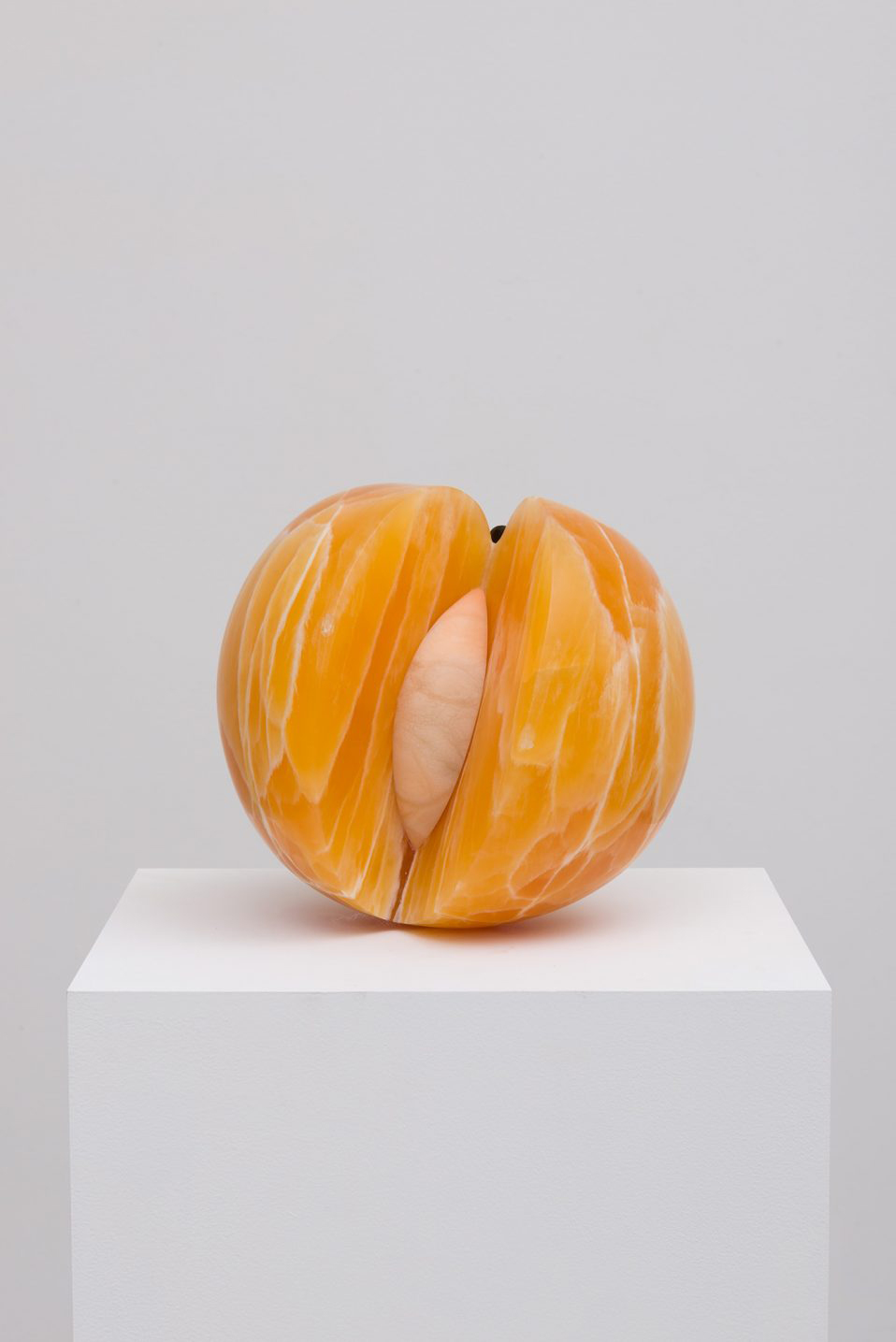Semi Precious Stone Sculptures by Nevine Mahmoud | Yellowtrace