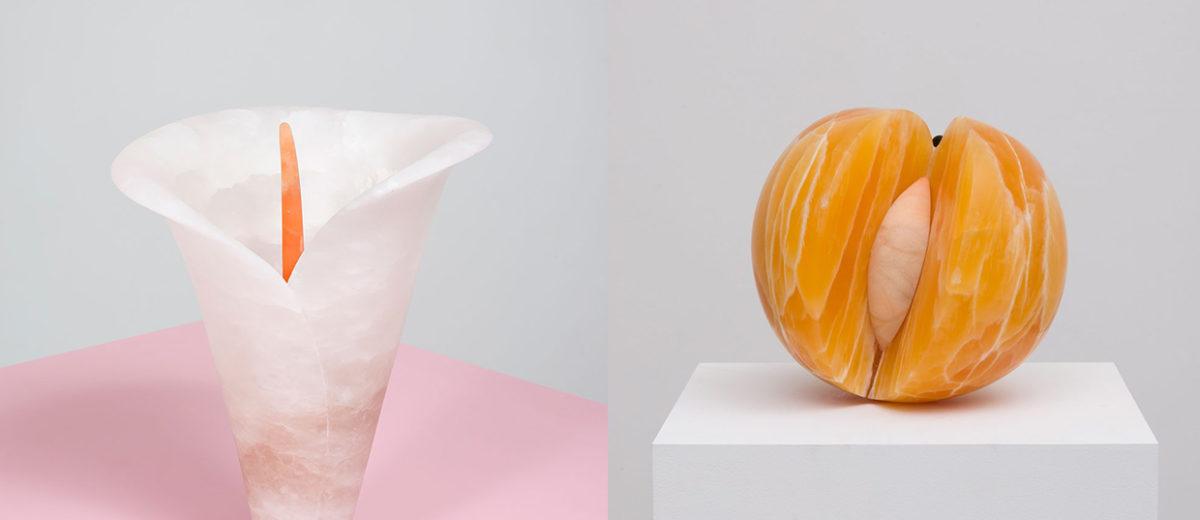 Semi Precious Stone Sculptures by Nevine Mahmoud | Yellowtrace