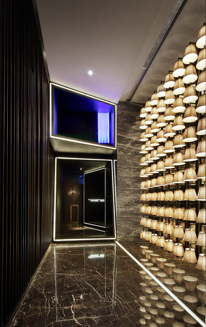 INSIDE World Festival 2017: Shenzhen Yi Ding Design, TOKU Japanese Cuisine Restaurant in Shenzhen, China | Yellowtrace