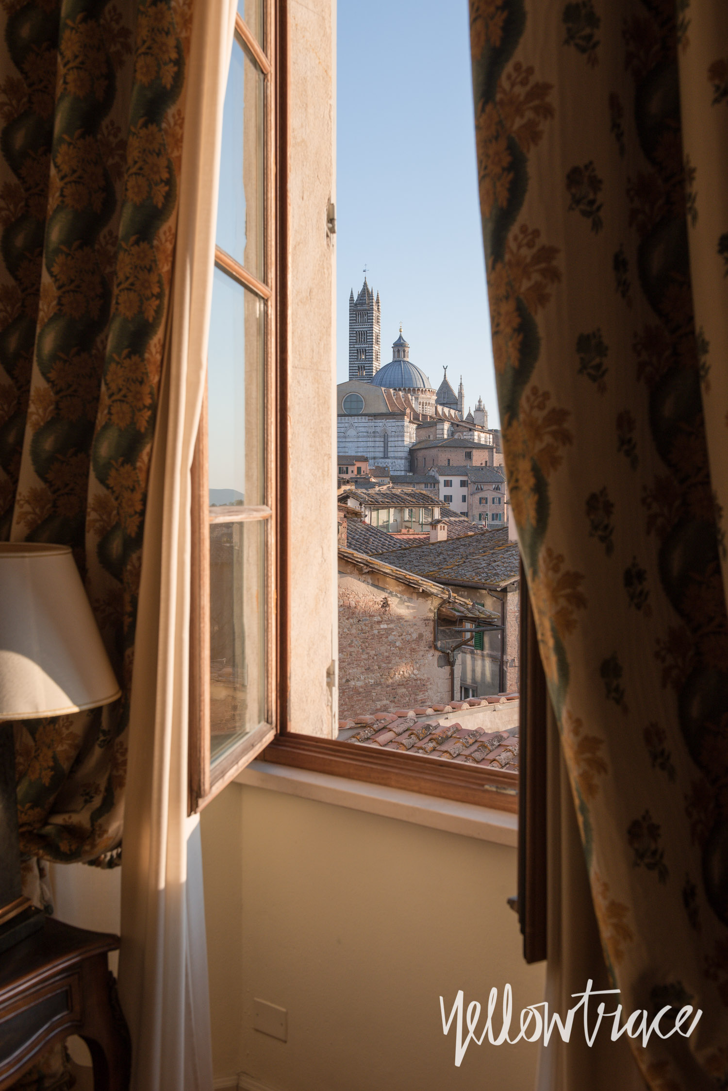 #YellowtraceTravels: Postcards From Siena Italy. Photo by Nick Hughes | Yellowtrace