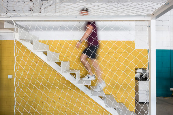 Sinèrgics Social Co-working Space in Barcelona by CaSA | Yellowtrace